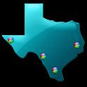 Texas Fishing Maps - 20K Maps