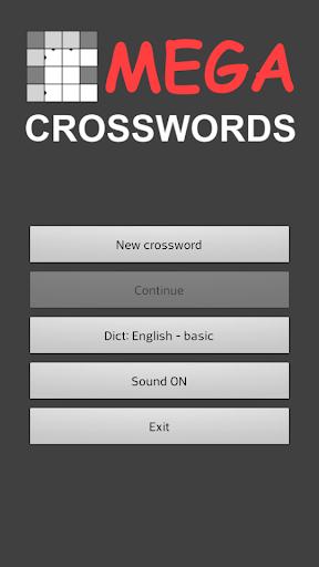 MEGA Crosswords PRO