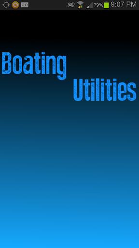 Boating Utilities Pro
