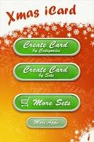 Screenshot of Xmas iCard Addon: Backgrounds