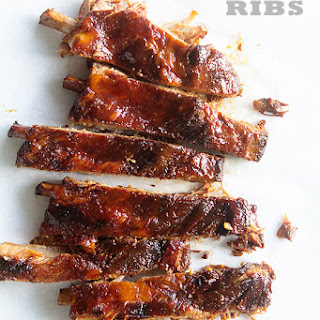 Slow-Cooker Ribs.