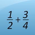 Fractions Math icon