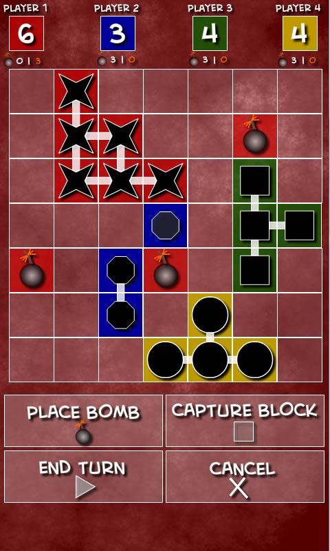 Blocks & Bombs Free - screenshot