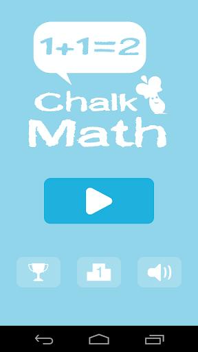 Chalk Math