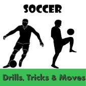 Soccer tricks, moves & drills