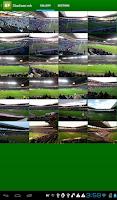 Screenshot of Stadium Finder