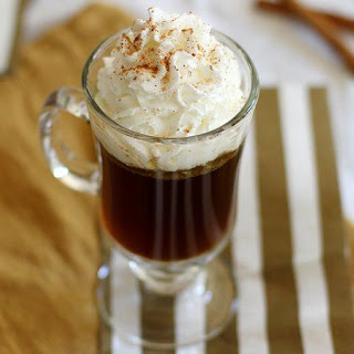 Slow-Cooker Hot Buttered Rum.