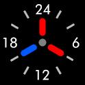 HDO Clock logo