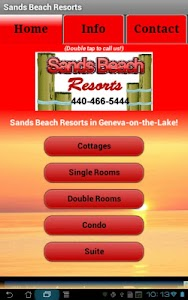 Sands Beach Resorts screenshot 0