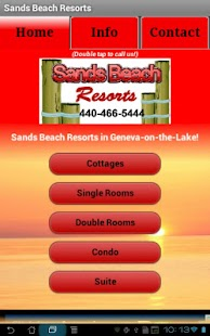 Sands Beach Resorts- screenshot thumbnail