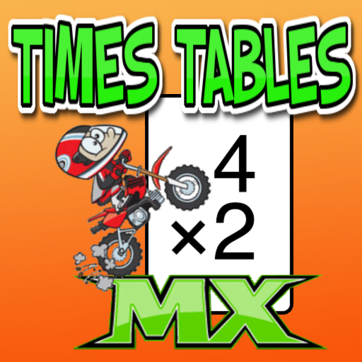 Times Tables Motocross