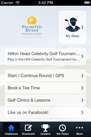 Palmetto Dunes Golf - screenshot