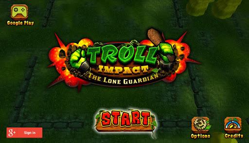 Troll Impact The Lone Guardian