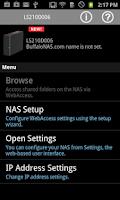 Screenshot of SmartPhone Navigator