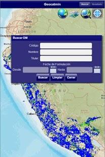 GEOCATMIN - INGEMMET - PERU- screenshot thumbnail