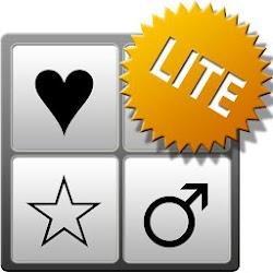 Symbols&Emoji Keyboard Lite