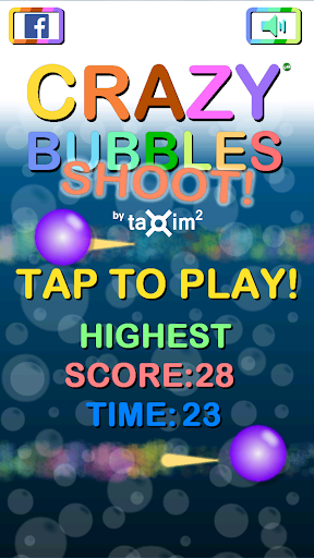 Crazy Bubbles Shoot