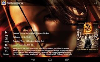Screenshot of MediaHouse-Pro UPnP/DLNA