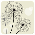 Launcher 8 theme:Dandelions icon