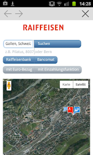 Raiffeisen - screenshot thumbnail