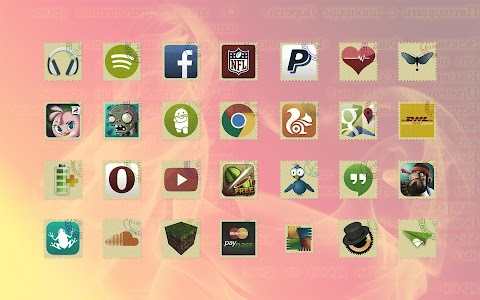 Stamps Icon Pack v2.3.3