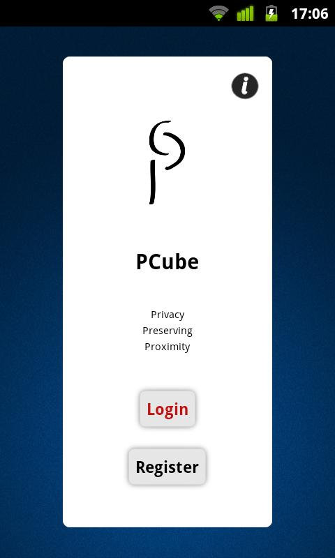 PCube- screenshot