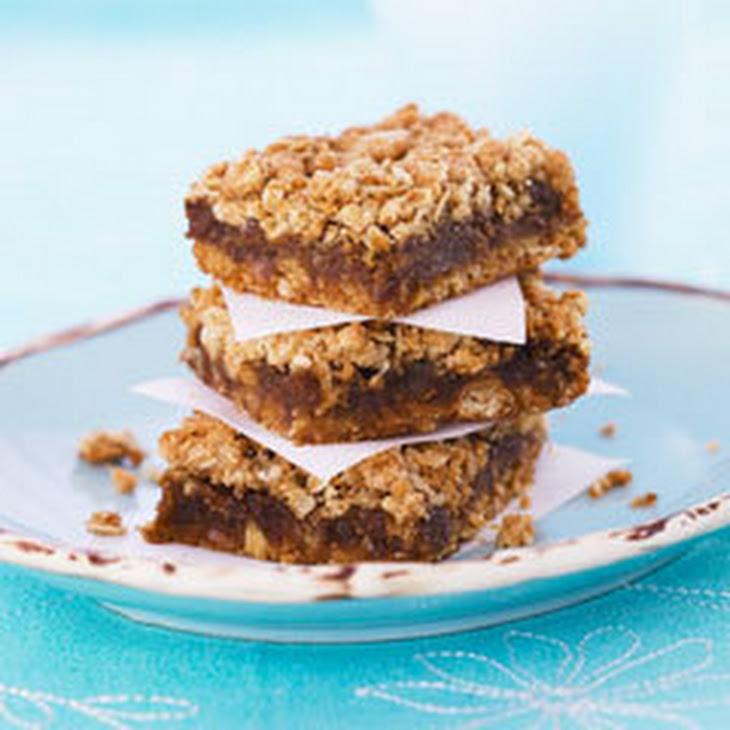 Snackin' Date Squares Recipe