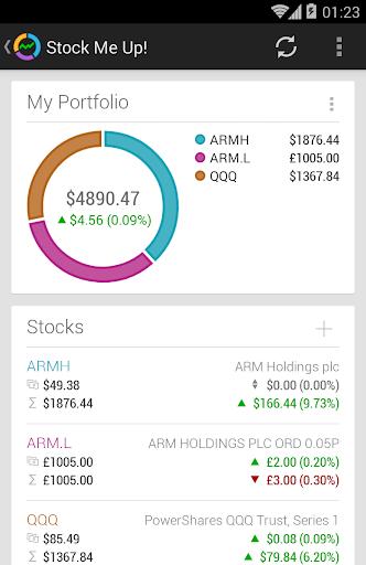 Stock Me Up Beta