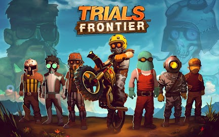 Trials Frontier Screenshot 22