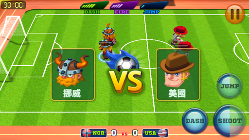 Man Of Soccer Lite 體育競技 App-愛順發玩APP