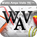 Watts Amps Volts Calculator icon