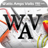 Watts Amps Volts Calculator