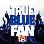 True Blue Fan