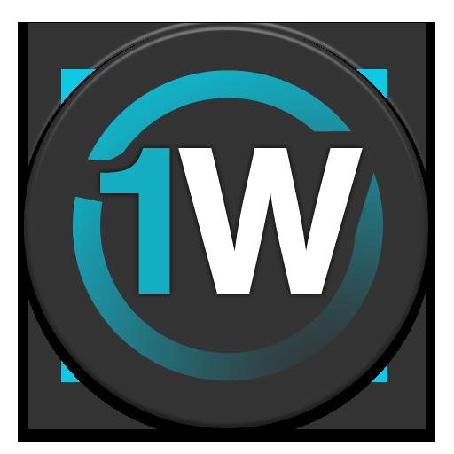 1Weather   stylová aplikace pro předpověď počasí