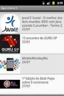 agendatech- screenshot thumbnail