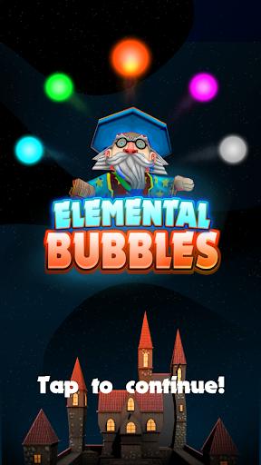 Elemental Bubbles Puzzle