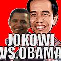 Jokowi versus Obama