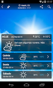 Climatempo - Previsão do Tempo - screenshot thumbnail