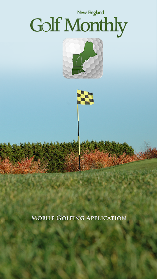 New England Golf Monthly- screenshot