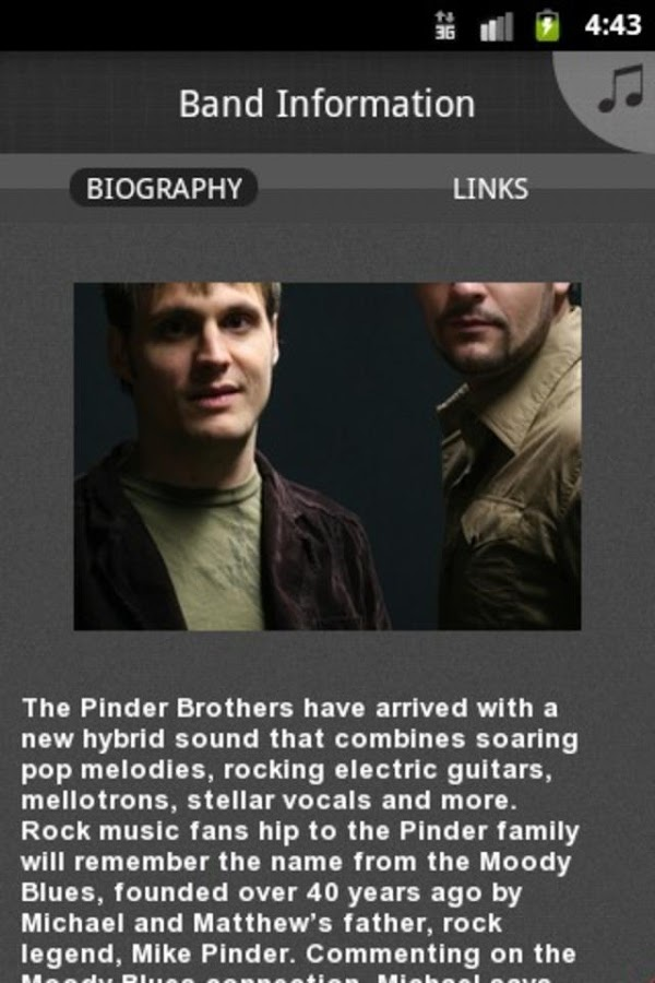 The Pinder Brothers - screenshot