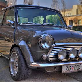 Legend car by Zeljko Kliska - Transportation Automobiles ( automobiles, cars, transportation, , land, device )