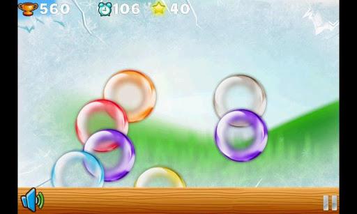 Ninja vs Bubbles 3.9 screenshots 5