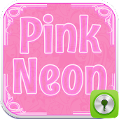 GO Locker Pink Neon
