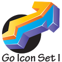 Icon Set I Go Launcher icon