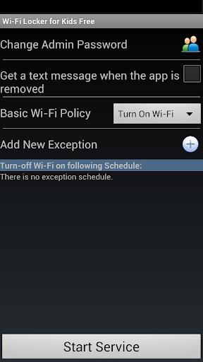 【免費工具App】Wi-Fi Locker for Kids Free-APP點子