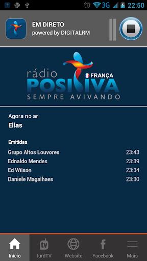 玩免費音樂APP|下載Rádio Positiva França app不用錢|硬是要APP