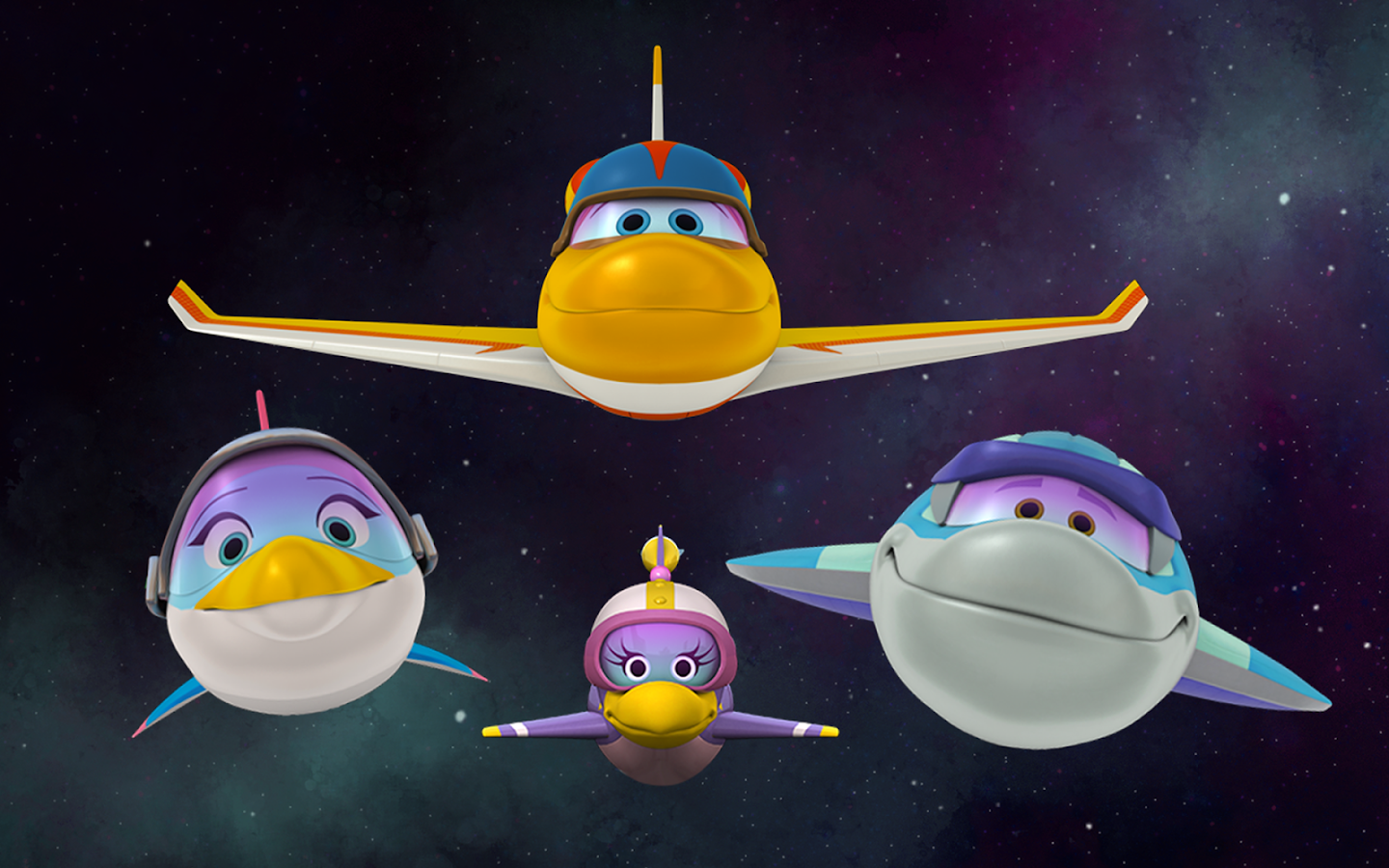 Space Racers!- screenshot