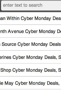 Cyber Monday Quest screenshot 1