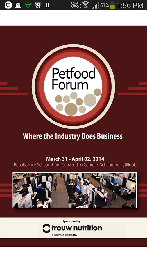 Petfood Forum 2014 - screenshot