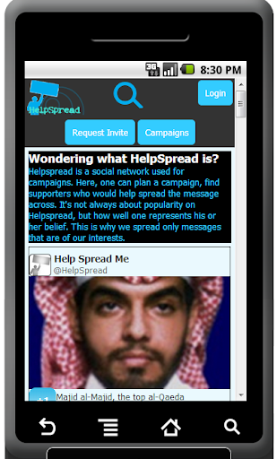 Help Spread Broadcast Platform